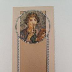 Coleccionismo Marcapáginas: MARCAPÁGINAS EDHASA - 149 X 55 MM. Lote 253285145