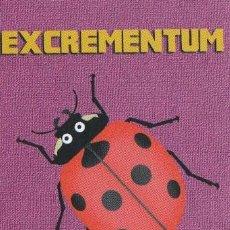 Coleccionismo Marcapáginas: MARCAPÁGINAS EDITORIAL VIENA EXCREMENTUM ( 4 ). Lote 288485548