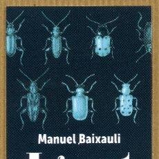 Coleccionismo Marcapáginas: MARCAPÁGINAS EDICIONS PERISCOPIO - IGNOT. Lote 254279300