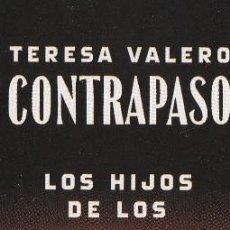 Coleccionismo Marcapáginas: MARCAPÁGINAS EDITORIAL NORMA LOS HIJOS DE LOS OTROS. Lote 254282485