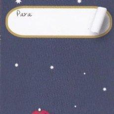 Coleccionismo Marcapáginas: MARCAPAGINAS EDITORIAL SANTOS OCHOA. Lote 254285580