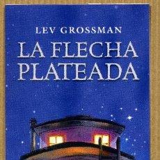 Coleccionismo Marcapáginas: MARCAPAGINAS OCEANO - LA FLECHA PLATEADA. Lote 257301185