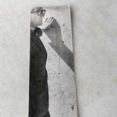 Coleccionismo Marcapáginas: MARCAPAGINA PUNTO DE LIBRO, LE CORBUSIER ARCHITEC OF THE CENTURY 1987. Lote 262298000