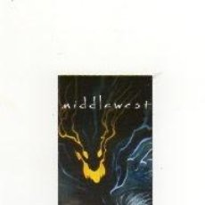 Collezionismo Segnalibri: MARCAPÁGINAS - EDITORIAL NORMA - MIDDLEWEST - SKOTTIE YOUNG JORGE CORONA. Lote 263731435