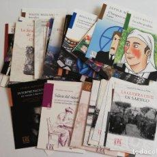 Coleccionismo Marcapáginas: LOTE 89 MARCAPÁGINAS POSTALES KRK EDICIONES.. Lote 265915963