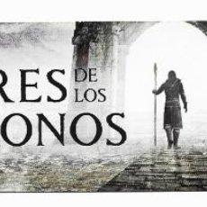Coleccionismo Marcapáginas: 1 MARCAPAGINAS LITERARIO **LOS SEÑORES DE LOS 7 TRONOS** -- ROCA EDIT.. Lote 268914209