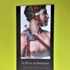 Colecionismo Marcadores de página: MARCAPAGINAS EDITORIAL IMPEDIMENTA EL RIVAL DE PROMETEO. Lote 268918239