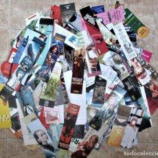 Collectionnisme Marque-pages: LOTE 500 MARCAPÁGINAS DE EDITORIALES TODOS DIFERENTES. Lote 274649073