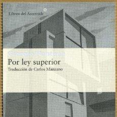 Collectionnisme Marque-pages: MARCAPAGINAS POSTAL LIBROS DEL ASTEROIDE - POR LEY SUPERIOR. Lote 276715553