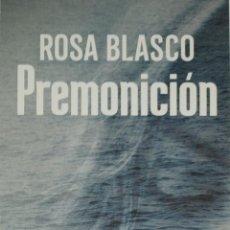Colecionismo Marcadores de página: MARCAPÁGINAS EDITORIAL MAEVA.PREMONICION.ROSA BLASCO.. Lote 277066008