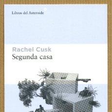 Collectionnisme Marque-pages: MARCAPAGINAS POSTAL LIBROS DEL ASTEROIDE - SEGUNDA CASA. Lote 286482028