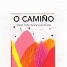 Collezionismo Segnalibri: MARCAPÁGINAS - OQO EDITORA - O CAMIÑO. Lote 288217513