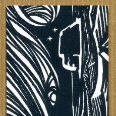 Coleccionismo Marcapáginas: MARCAPAGINAS EDITORIAL RAIG VERD - UN MAG DE TERRA MAR. Lote 288481613