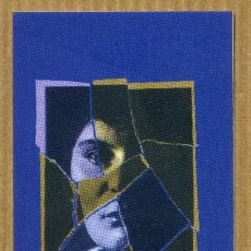 Coleccionismo Marcapáginas: MARCAPAGINAS EDITORIAL TRANSITO - MESTIZA. Lote 294050143