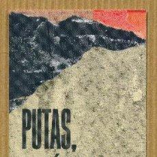 Coleccionismo Marcapáginas: MARCAPAGINAS VIRUS EDITORIAL - PUTAS, REPUBLICA Y REVOLUCION. Lote 295496193