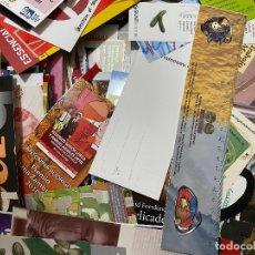 Colecionismo Marcadores de página: LOTE 200 MARCAPÁGINAS (VARIADOS Y ALEATORIOS). Lote 295729303
