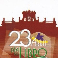 Coleccionismo Marcapáginas: MARCAPAGINAS DIA DEL LIBRO DE SALAMANCA 2.018. Lote 297143643