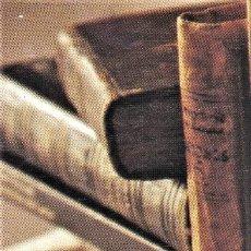 Coleccionismo Marcapáginas: MARCAPAGINAS FERIA MUNICIPAL DEL LIBRO ANTIGUO Y DE OCASIÓN AÑO 2.000. Lote 297154883