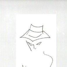 Coleccionismo Marcapáginas: MARCAPAGINAS, DUBLINESCA. ENRIQUE VILA MATAS. SEIX BARRAL.. Lote 297258408