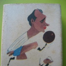 Coleccionismo deportivo: TORRES. Nª 37 REAL ZARAGOZA. FOSFORERA ESPAÑOLA Nª 2 . 1960. EN CAJA. Lote 25824576