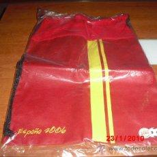 Coleccionismo deportivo: BOLSA DE LA SELECCION DE ESPAÑA 2006 BURGER KING. Lote 21875347