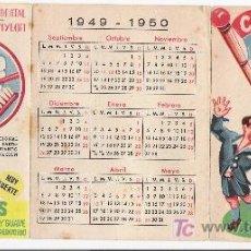 Coleccionismo deportivo: CAMPEONATO DE LIGA 1949-1950 . Lote 27521603