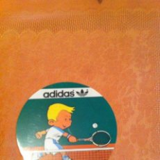 Coleccionismo deportivo: PRECIOSA PEGATINA ADIDAS AÑOS 70,80. Lote 26380749