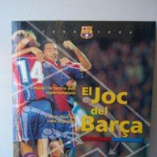 Coleccionismo deportivo: EL JOC DEL BARSA-COMPLETO VER FOTO ADICIONAL. Lote 24142929