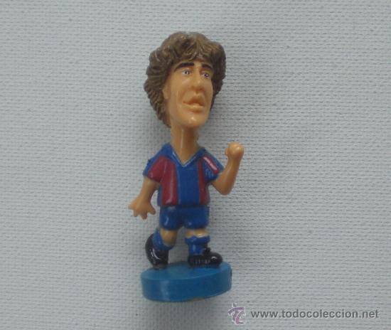 CARICATURA JUGADOR F.C.BARCELONA PUYOL AÑO 2001 (Coleccionismo Deportivo - Merchandising y Mascotas - Otros deportes)