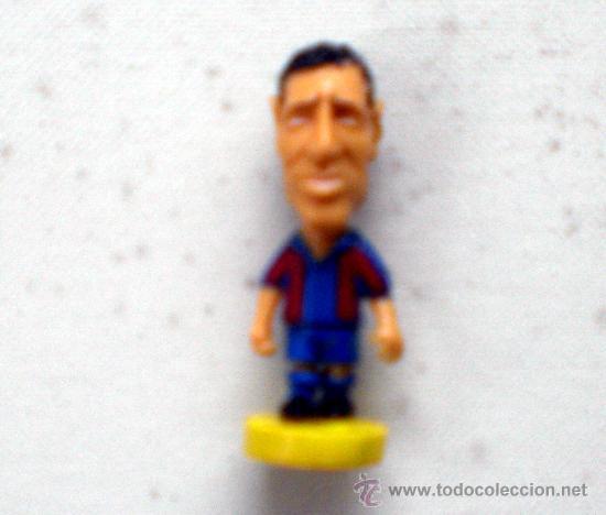 CARICATURA JUGADOR F.C.BARCELONA STOICHKOV AÑO 2001 (Coleccionismo Deportivo - Merchandising y Mascotas - Otros deportes)
