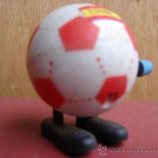 Coleccionismo deportivo: PELOTA SALTARINA - ESPAÑA - JUGUETES ROMAN. Lote 27103394