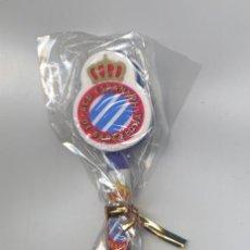 Coleccionismo deportivo: CLUB DEPORTIVO RCD ESPANYOL - LAPIZ CON GOMA BORRAR. Lote 183057623