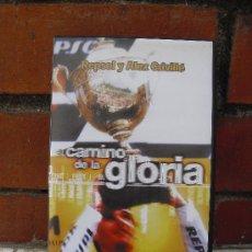 Coleccionismo deportivo: PELICULA VHS - ALEX CRIVILLÉ Y REPSOL CAMINO A LA GLORIA (X). Lote 27692040