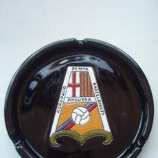 Coleccionismo deportivo: ANTIGUO CENICERO DE LA PEÑA BARCELONISTA ANGERA. Lote 29830551