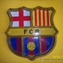 Coleccionismo deportivo: BANDEJA APERITIVOS BARSA (LANZADO POR PRENSA). Lote 30568661