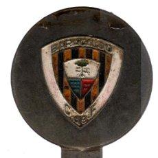 Coleccionismo deportivo: ANTIGUO ABRECARTAS BARACALDO CLUB DE FÚTBOL, FUNDADO EN 1917. Lote 31599782