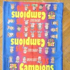 Coleccionismo deportivo: BRAGA - CUELLO FC BARCELONA . Lote 31903355