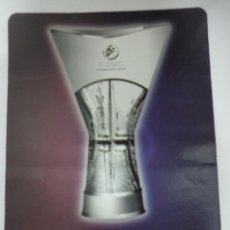 Coleccionismo deportivo: PEGATINA REGAL FC BARCELONA - CAMPEÓN EUROLIGA - PARIS 2010 - BALONCESTO - BARÇA BASKET. Lote 50229145