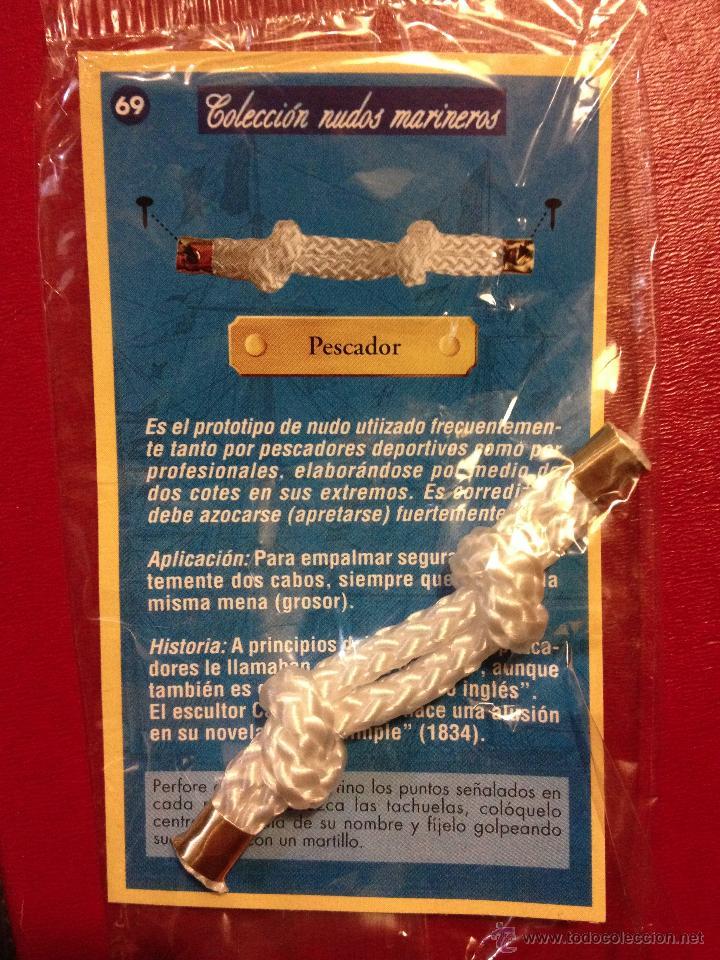 nudo marinero - pescador - ideal para hacer un - Comprar ...