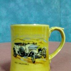 Coleccionismo deportivo: JARRA PORCELANA VETERAN & VINTAGE CARS SERIES 7 (Nº 19) 1913 VAUXHALL WADE. Lote 42347567