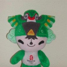 Coleccionismo deportivo: MUÑECO DE PELUCHE MASCOTA OLIMPIADAS BEIJIN 2.008 / CHINA / PEKIN.. Lote 42737168