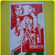 Coleccionismo deportivo - Pegatina deportes Ciclismo Kelme sport - 44309462