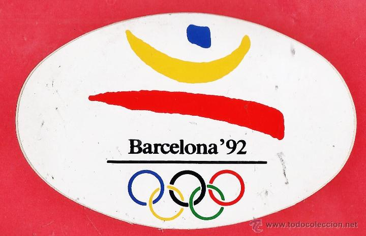 Adhesivo Pegatina Olimpiada Juegos Olimpi Comprar