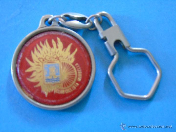 LLAVERO DE DEPORTES. CICLISMO. AÑO 1983. MARBELLA - SAN PEDRO. CLUB CICLISTA (Coleccionismo Deportivo - Merchandising y Mascotas - Otros deportes)