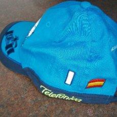 Coleccionismo deportivo: GORRA OFICIAL 2006 RENAULT F1.. Lote 47079313