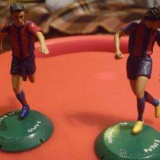 Coleccionismo deportivo: FIGURA PVC FUTBOL BARCELONA PUYOL GIULY FTCHAMPS . Lote 48269331