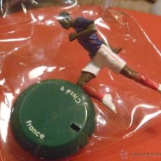 Colecionismo desportivo: FIGURA PVC FUTBOL CISSE FRANCIA FTCHAMPS. Lote 48269516