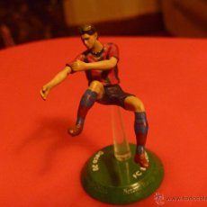 Coleccionismo deportivo: FIGURA PVC FUTBOL DECO FC BARCELONA FTCHAMPS . Lote 48269655