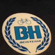 Coleccionismo deportivo: PEGATINA ADHESIVO DE BICICLETA ANTIGUA BH CICLISMO BICI CALIFORNIA BMX BICICROSS GACELA PASEO. Lote 214324363