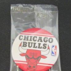 Coleccionismo deportivo: CHAPA BALONCESTO BASKET NBA CHICAGO BULLS,NUEVA AÑOS 90. Lote 48479133